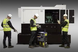 mantenimiento generador