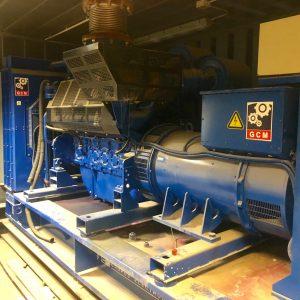 Generador 900 kva