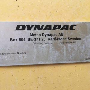 DYNAPAC CC422HF
