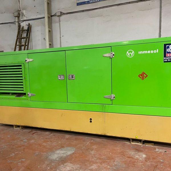 Generador de 300 kva