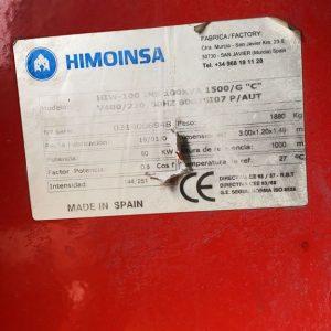 HIMOINSA 100 KVA