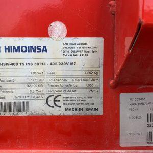 HIMOINSA 400 KVA